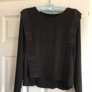 Zara Tops  Black Blouse   Color: Black   Size: M